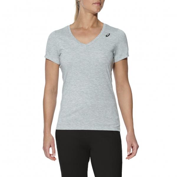 8b42b0e8b0ef Женская футболка Asics Logo Top (арт. 141132-0714) - купить с ...