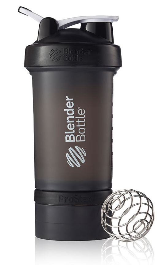Купить BlenderBottle ProStak, Шейкер (Full Color Черный)
