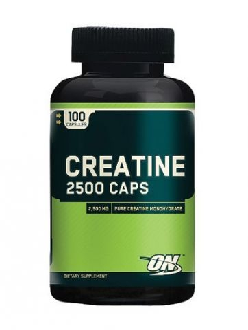 Купить Optimum Nutrition, Creatine 2500 Caps (100капс)