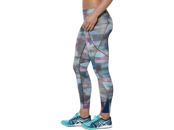 Купить Asics  GRAPHIC TIGHTS (арт.134466-1061) - тайтсы