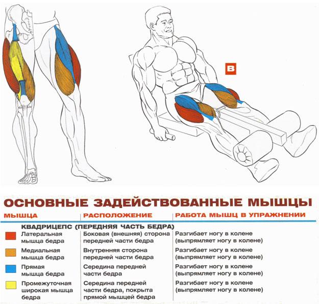 Как в домашних условиях выпрямить ноги